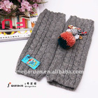 New style Long Fashion Knitted fingderless Gloves
