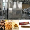 HG wafer roll equipment for sweets production