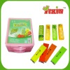 drawer box chewing gum