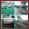 Manure fertilizer pellet machine