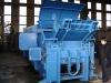 blue compactor container