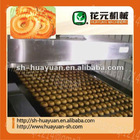 4T per day fully biscuits and cookies making machine automatic cookie depositor