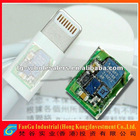 Panic buying for original USB flex cable for iphone5 with wholesale price in stock