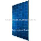 250w poly solar modules pv panels
