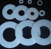 100% pure moulded PTFE plate