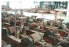 Roller system for continuous casting machine