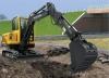 HL140 Hydraulic Excavator