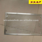Cold rolled perforated steel