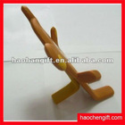 Cute pvc rubber mobile phone holder,cellphone stand