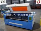DAWEI cnc laser cutting and laser engraving machine DW -CO2-150w-1810 with CE&ISO