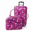 Carry on 2 pieces luggage set