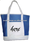 Pomotional air-mesh tote bag MD-A056
