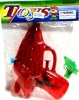 plastic shooter toy high pressure water guns