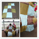 new style 100% cotton printed bedding quilt