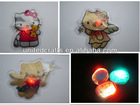 Custom Hello Kitty LED PVC Patch for Girls