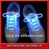 2012 flashing light led fashion shoelace/shoe lace