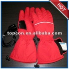 rechargeable heated motorcycle gloves,lithium battery heated gloves