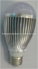 AC85-265V 7W LED Bulb 630Lm E27 Globe Bulb