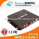 Sharing Digital Car Freeview Mobile Digital MPEG-4 DVB-T Receiver