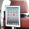 Convenient iPad Car Mount with charger, FM transmitter and IR transmitter