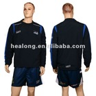 waterproof rugby training top mesh lining