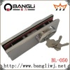 Stainless steel glass door patch fitting wtih lock (BL050)