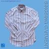 fashionable stripe casual shirt
