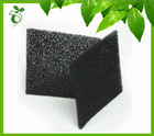 open cell activated carbon sponge