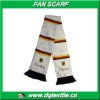 satin polyester material germany football team Fan Scarf
