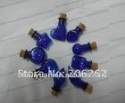 Various design glass bottle for Christmas gift packing,