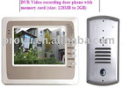 DVR Video-recording door phone withmemory card PY-V2220