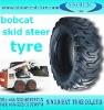 bobcat skid steer tire