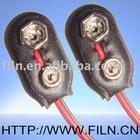 iron snap connector