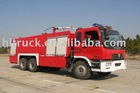 LLX5240GXFPM100 foaming fire truck
