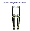 "Magnesium Stilts 24""-40"""