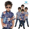 Italy style design brand kids wear kids clothing kids dress fashion print kids shirt