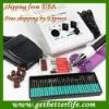 Electric Nail machine, nail manicure Pedicure Drill File Tool Kit - Nail Drill white 278 12V