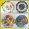 fashion design plastic plate