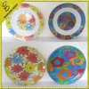 fashion design plastic plate