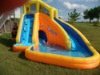 2012 hot sale inflatable water slide for kids