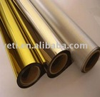 Silver metallized film (PET material)