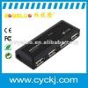 4 port Hi-speed 2.0 USB HUB