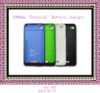 1900ma external battery charger case for iphone 4 / 4s