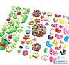 Fashion decoration foam stickers