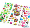Fashion decoration foam stickers