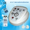 4 in 1 ultrasonic + microdermabrasion Beauty Equipment Au-ms07
