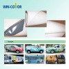 Self adhesive Vinyl car sticker