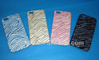 Zera-strip Glitter Powder Protective Case for iPhone5
