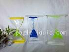 sand timer, liquid sand timer,color sand timer,EGL262