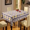 clear printed pvc tablecloth in roll